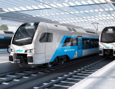 Stadler to Design and Build 26 Multiple Units for Slovenian Rail Operator