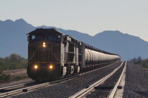 Union Pacific to Invest $26.5m in its Arizona Rail Infrastructure