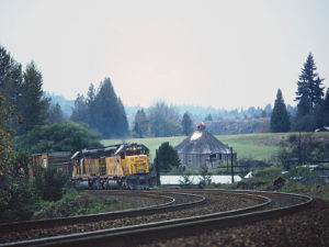 UP Freight train