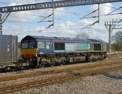 UK – The Rail Freight Group: The Future of Freight on the West Coast Main Line