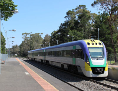 Victoria, Australia: Good Progress on Regional Rail Connectivity Project