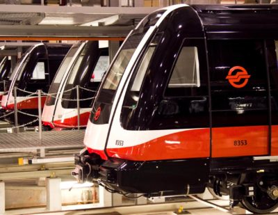 Singapore: Alstom to Supply 17 Metropolis Trains for Land Transport Authority