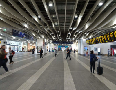 Beyond HS2: Greengauge 21 Publishes Report on Transforming the UK's Rail Network