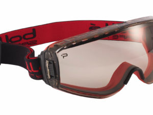 fire protection safety goggle