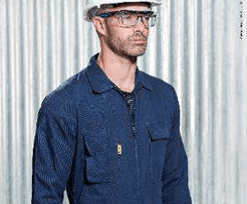 Tryon OTG Rail Safety Eyewear