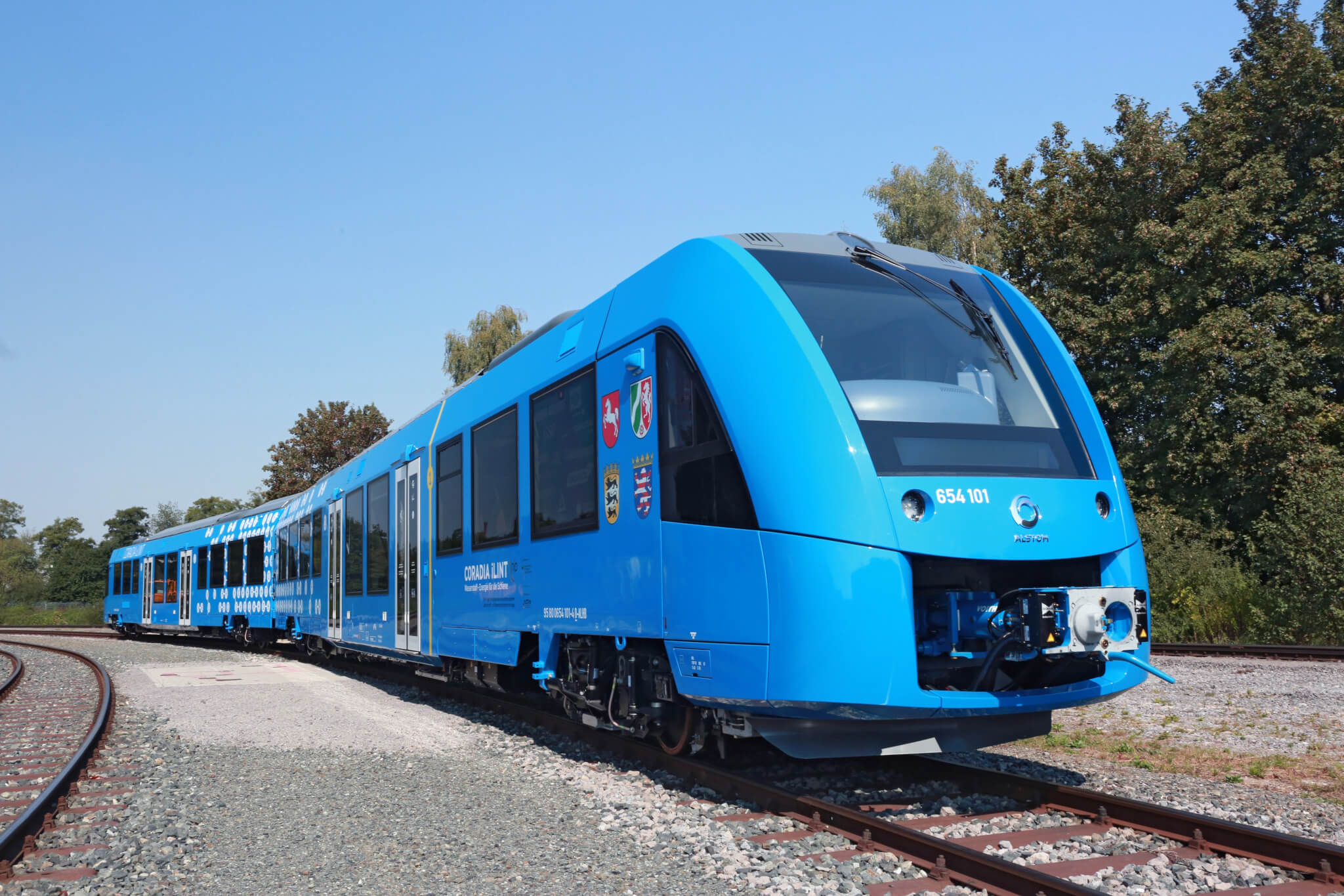 Alstom plans to introduce hydrogen trains to the UK