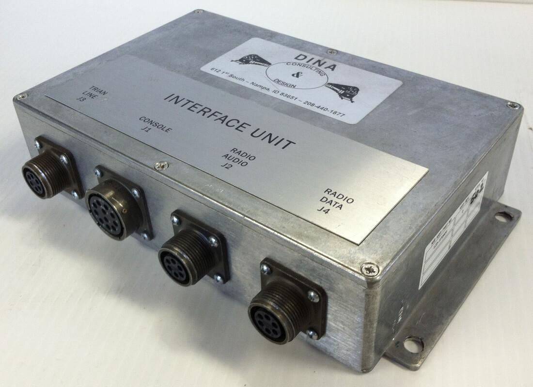 Interface Unit PA-IC
