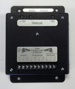 Trainline Ammeter Driver