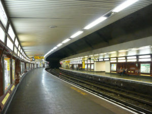 Hamilton Square Station, Liverpool