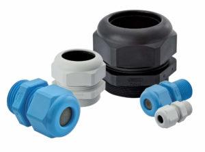 Hummel HSK-K Cable Glands for Rail Applications