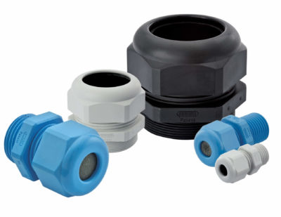 Hummel HSK-K Cable Glands for Rail Applications