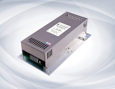 High Voltage Converters for Operation at Contact Wire
