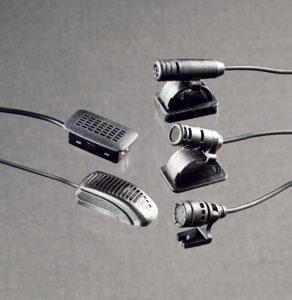 pei tel Handsfree Microphones for Trains