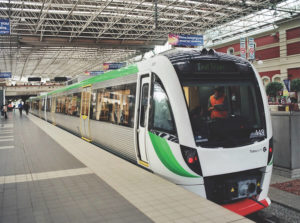 Noske-Kaeser Rail & Vehicle Prepares for Perth Metronet Train Tender
