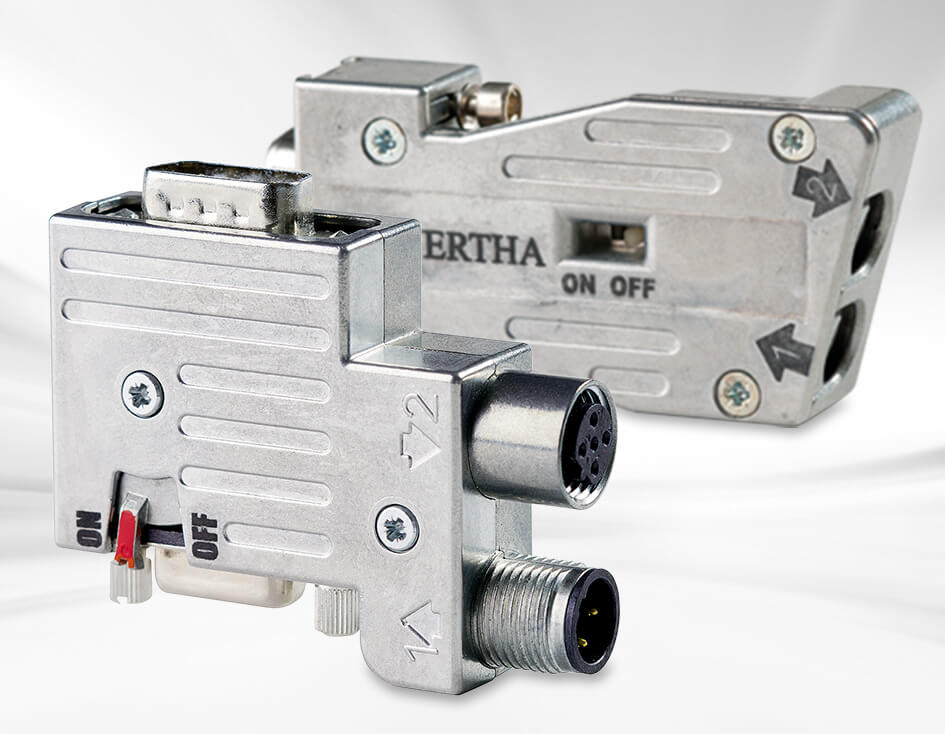 Provertha Profibus Connectors