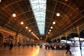 Train Station in Sydney