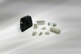 Inserts for Heavy Duty Connectors