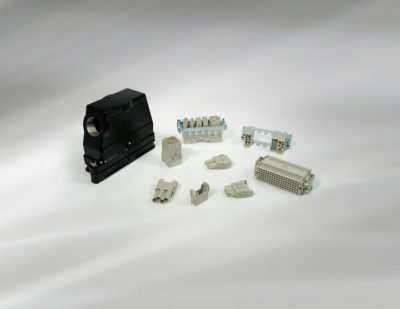 TE Connectivity Champions Railway Safety With New Inserts for Heavy Duty Connectors