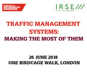 Discuss the future of Traffic Management Systems and the implications of their use for all types of rail