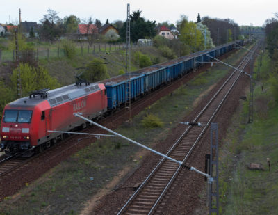 Deutsche Bahn and Georgian Railway Sign Agreement Strengthening European-Asian Rail Freight