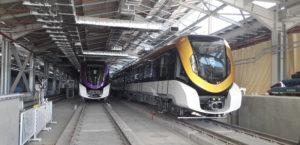 Saudi Arabia: Alstom Testing Performance for Riyadh Metro Project