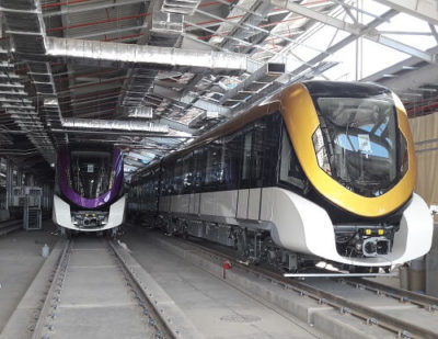 Saudi Arabia: Alstom Testing Performance for Riyadh Metro Project