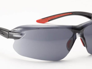 Iris safety spectacle
