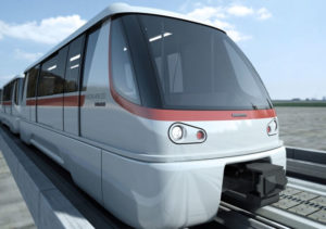 China: Shenzhen Airport Orders Automated People Mover from Bombardier