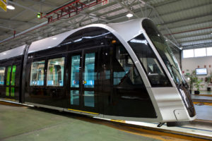 CAF Supplies Catenary-Free Urbos 3 Trams for New Line in Luxembourg City