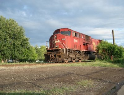 Canadian Pacific Orders 30 Upgraded EMD SD70ACU Locomotives from Progress Rail