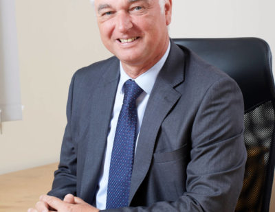 CEO of DB Cargo UK Appointed Chairman of Rail Freight Group