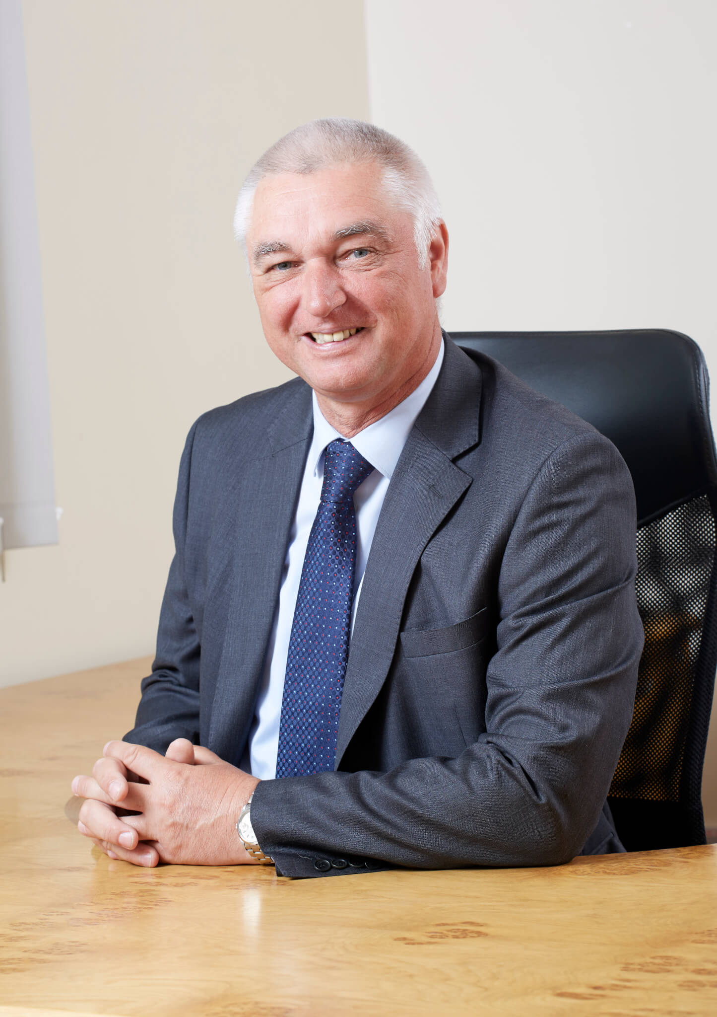CEO, DB Cargo UK