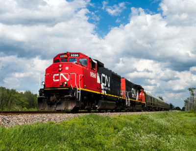 Railway Association of Canada Welcomes Review of Railway Safety Act