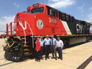 Evolution Series Locomotive-GE Transportation