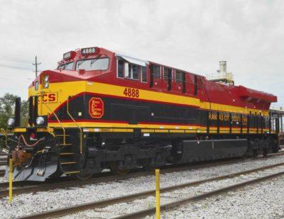US: Kansas City Southern Orders 50 Locomotives from GE Transportation