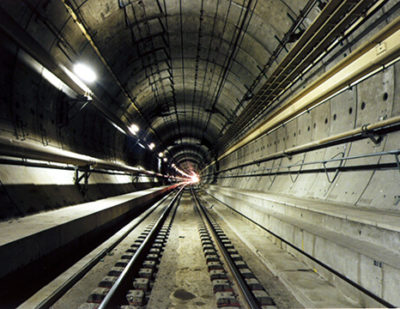Channel Tunnel: New Cooling System Reduces Energy Consumption by 33%