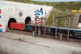Freight train (Eurotunnel)