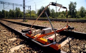 Rail Measuring Systems from GRAW