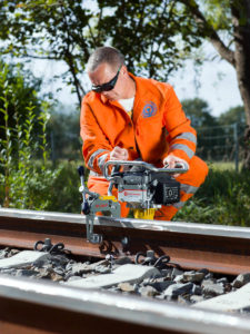 Tools and Machines for Track Works