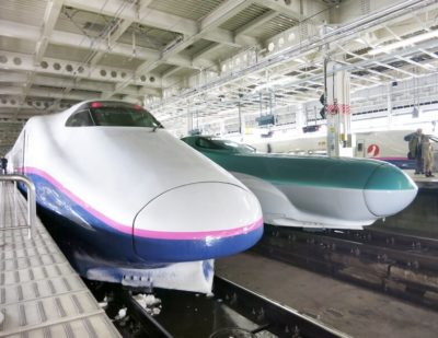What Does the EU-Japan Economic Partnership Agreement Mean for the Rail Industry?