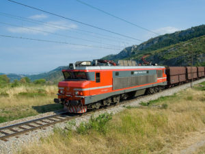 Freight Train, Slovenia