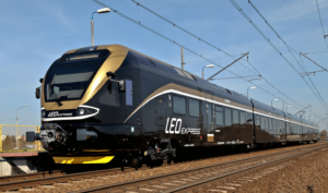 Czech Rail Company Leo Express Becomes First Private Operator in Poland
