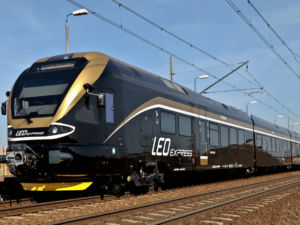 Leo Express Train