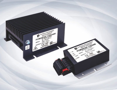 DC/DC Converters With Contact-Cooling (BPC Technology) for Rolling Stock