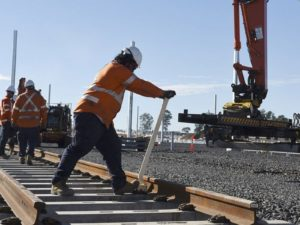 Sydney Metro Tracks