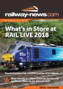 Rail Live 2018 Magazine