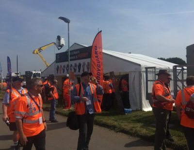 What's in Store at RAIL LIVE 2018