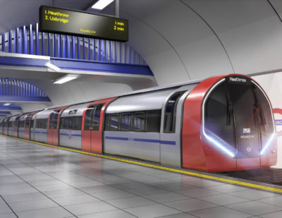 London: Siemens to Supply Trains for Deep Tube Upgrade Programme