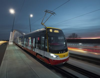 Škoda Sells 80 Trams to Operator in Southwest Germany