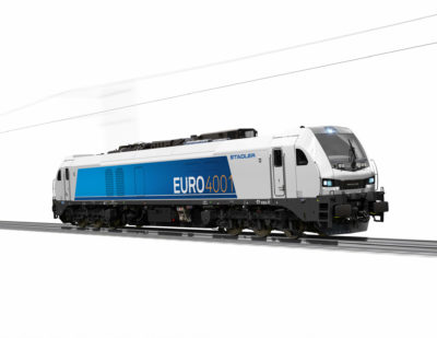 France: VFLI and Alpha Trains Order 13 New Locomotives from Stadler